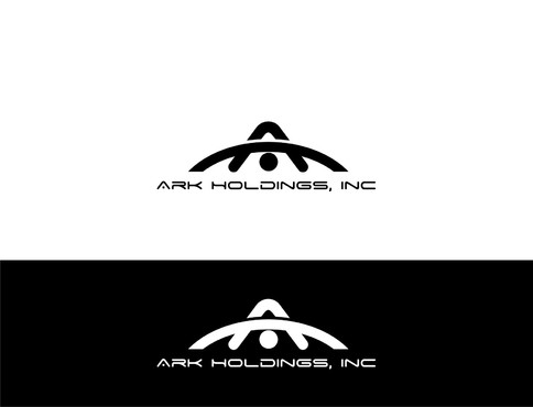 Ark Holdings, Inc. A Logo, Monogram, or Icon  Draft # 505 by nellie