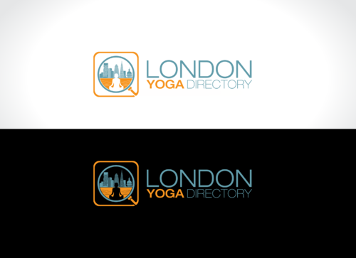 LondonYoga.Directory A Logo, Monogram, or Icon  Draft # 82 by bHahubAli