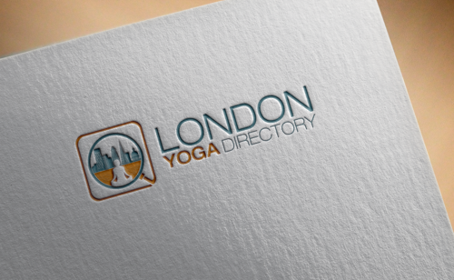 LondonYoga.Directory A Logo, Monogram, or Icon  Draft # 85 by bHahubAli