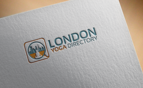 LondonYoga.Directory A Logo, Monogram, or Icon  Draft # 87 by bHahubAli