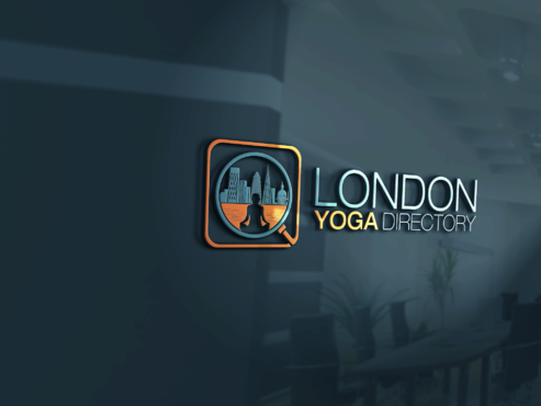 LondonYoga.Directory A Logo, Monogram, or Icon  Draft # 88 by bHahubAli