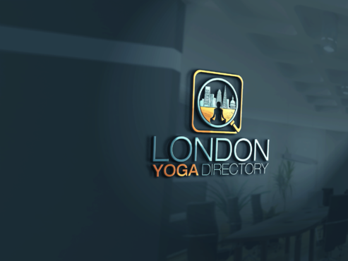 LondonYoga.Directory A Logo, Monogram, or Icon  Draft # 91 by bHahubAli