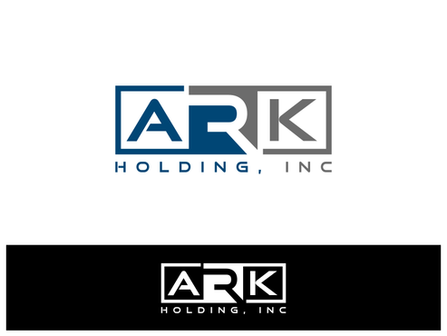 Ark Holdings, Inc. A Logo, Monogram, or Icon  Draft # 559 by falconisty