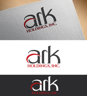 Ark Holdings, Inc. A Logo, Monogram, or Icon  Draft # 560 by LogoXpert