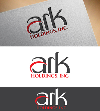 Ark Holdings, Inc. A Logo, Monogram, or Icon  Draft # 561 by LogoXpert