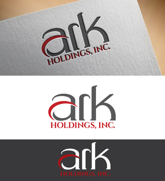 Ark Holdings, Inc. A Logo, Monogram, or Icon  Draft # 562 by LogoXpert