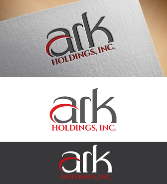 Ark Holdings, Inc. A Logo, Monogram, or Icon  Draft # 563 by LogoXpert
