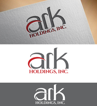 Ark Holdings, Inc. A Logo, Monogram, or Icon  Draft # 564 by LogoXpert