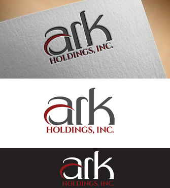 Ark Holdings, Inc. A Logo, Monogram, or Icon  Draft # 565 by LogoXpert