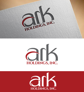Ark Holdings, Inc. A Logo, Monogram, or Icon  Draft # 566 by LogoXpert