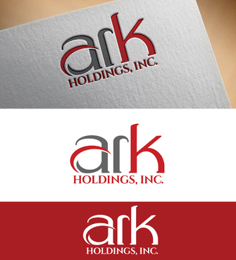 Ark Holdings, Inc. A Logo, Monogram, or Icon  Draft # 567 by LogoXpert