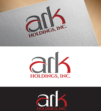Ark Holdings, Inc. A Logo, Monogram, or Icon  Draft # 571 by LogoXpert