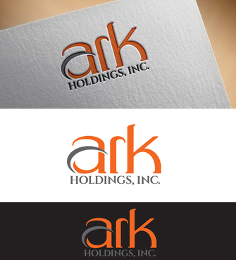 Ark Holdings, Inc. A Logo, Monogram, or Icon  Draft # 572 by LogoXpert