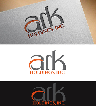 Ark Holdings, Inc. A Logo, Monogram, or Icon  Draft # 573 by LogoXpert
