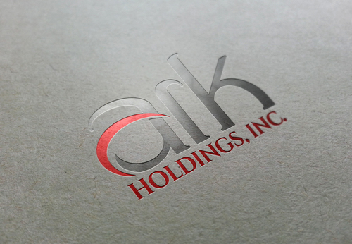 Ark Holdings, Inc. A Logo, Monogram, or Icon  Draft # 577 by LogoXpert