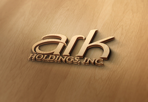Ark Holdings, Inc. A Logo, Monogram, or Icon  Draft # 579 by LogoXpert