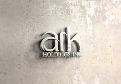 Ark Holdings, Inc. A Logo, Monogram, or Icon  Draft # 581 by LogoXpert
