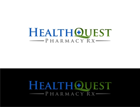 HealthQuest Pharmacy Rx A Logo, Monogram, or Icon  Draft # 123 by nellie
