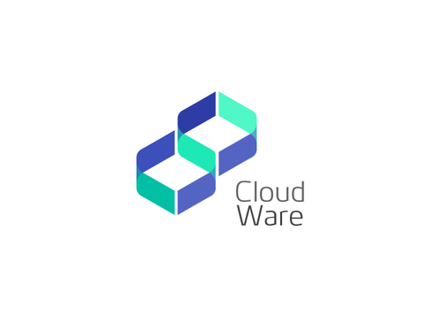 CloudWare Logo Winning Design by diegokcres