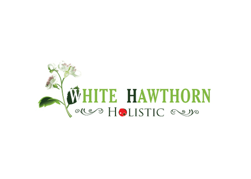 white hawthorn holistic A Logo, Monogram, or Icon  Draft # 48 by shreeganesh