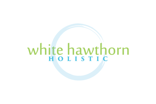 white hawthorn holistic A Logo, Monogram, or Icon  Draft # 101 by heena