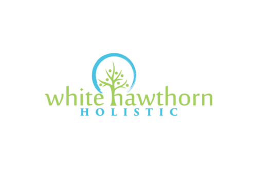 white hawthorn holistic A Logo, Monogram, or Icon  Draft # 102 by heena