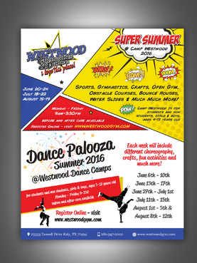 activities and dance camps