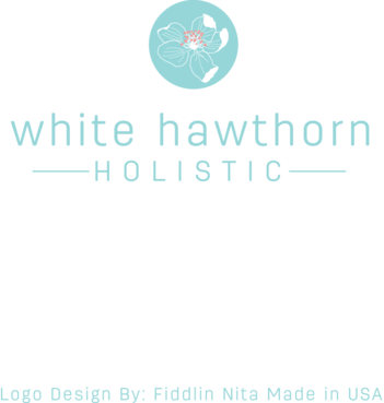 white hawthorn holistic A Logo, Monogram, or Icon  Draft # 195 by FiddlinNita