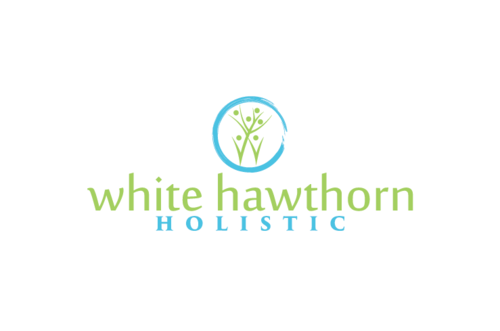 white hawthorn holistic A Logo, Monogram, or Icon  Draft # 229 by heena