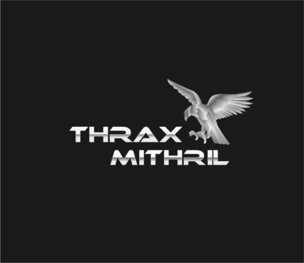 Mithril Thrax A Logo, Monogram, or Icon  Draft # 302 by kenzen