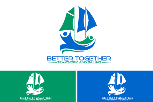 Better Together A Logo, Monogram, or Icon  Draft # 37 by BitDE3Dimensional