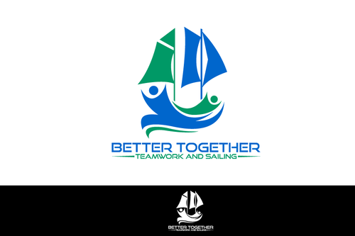 Better Together A Logo, Monogram, or Icon  Draft # 38 by BitDE3Dimensional
