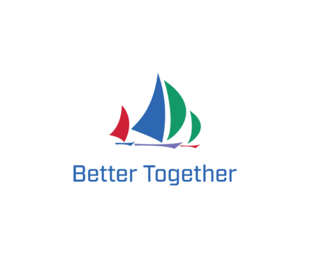 Better Together A Logo, Monogram, or Icon  Draft # 53 by Dzainer