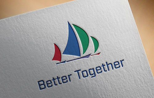 Better Together A Logo, Monogram, or Icon  Draft # 54 by Dzainer