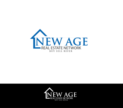NEW AGE NETWORKS A Logo, Monogram, or Icon  Draft # 18 by BigStar