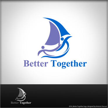 Better Together A Logo, Monogram, or Icon  Draft # 111 by AntonioPascual
