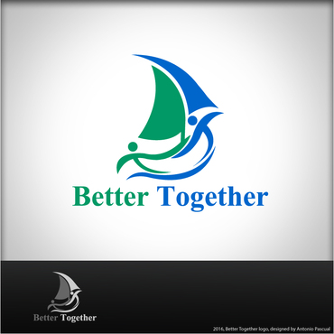 Better Together A Logo, Monogram, or Icon  Draft # 112 by AntonioPascual