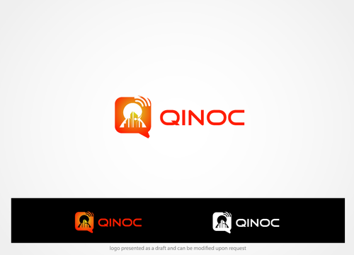 Qinoc A Logo, Monogram, or Icon  Draft # 47 by hands4art