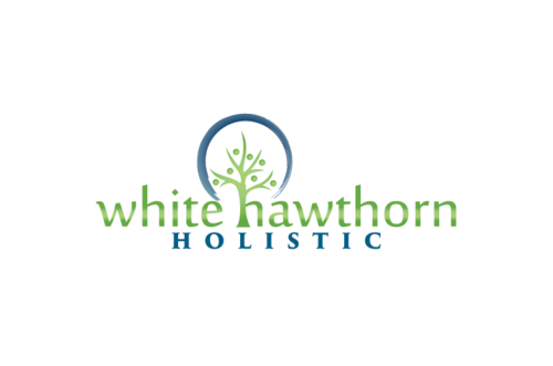 white hawthorn holistic A Logo, Monogram, or Icon  Draft # 585 by heena