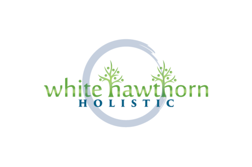white hawthorn holistic A Logo, Monogram, or Icon  Draft # 586 by heena