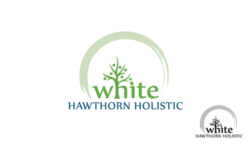 white hawthorn holistic A Logo, Monogram, or Icon  Draft # 587 by heena