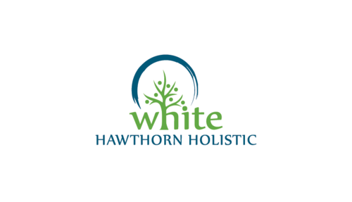 white hawthorn holistic A Logo, Monogram, or Icon  Draft # 588 by heena