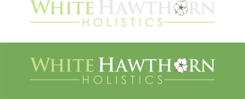 white hawthorn holistic A Logo, Monogram, or Icon  Draft # 610 by Jaaaaay22