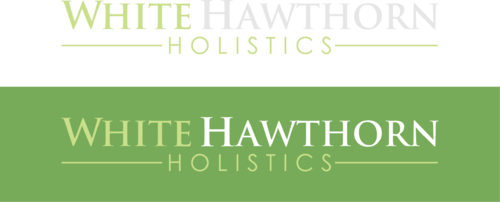 white hawthorn holistic A Logo, Monogram, or Icon  Draft # 611 by Jaaaaay22