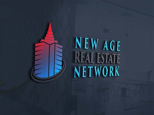 NEW AGE NETWORKS A Logo, Monogram, or Icon  Draft # 68 by Noeen