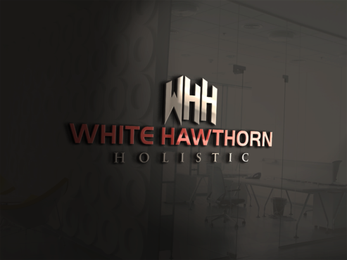 white hawthorn holistic A Logo, Monogram, or Icon  Draft # 627 by jhon99