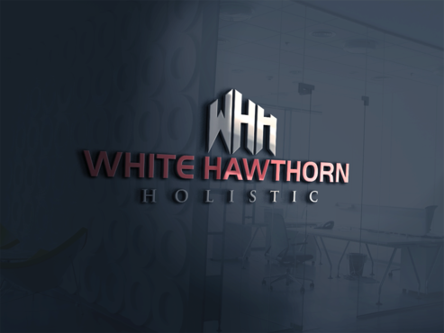 white hawthorn holistic A Logo, Monogram, or Icon  Draft # 628 by jhon99