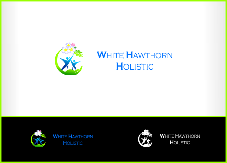 white hawthorn holistic A Logo, Monogram, or Icon  Draft # 632 by eagledesign69