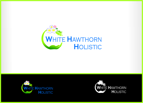 white hawthorn holistic A Logo, Monogram, or Icon  Draft # 633 by eagledesign69