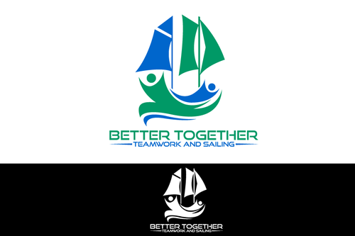 Better Together A Logo, Monogram, or Icon  Draft # 123 by BitDE3Dimensional